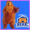 Bear in Blue House Coloring Sheets