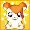 Hamtaro Coloring Sheets