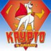 Krypto Coloring Sheets