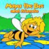 Maya the Bee Coloring Sheets