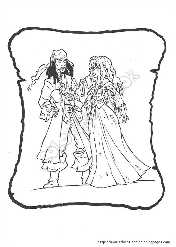 pirates of the caribbean educational fun kids coloring pages and preschool skills worksheets