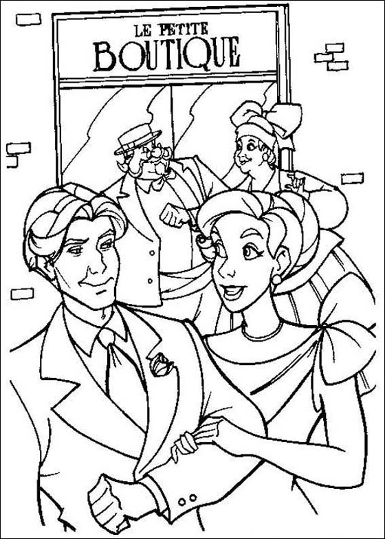 anastatia coloring pages - photo#35
