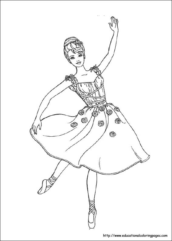 dance games and coloring pages - photo#32