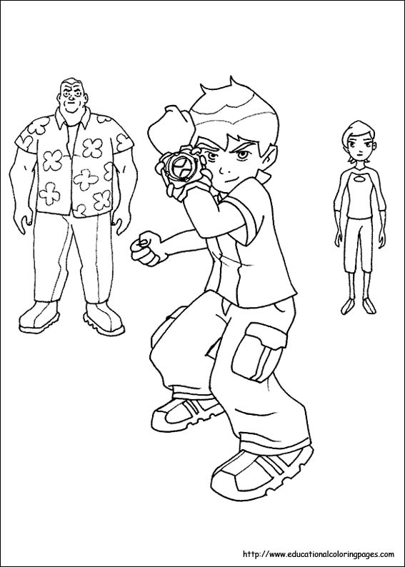 ben 1000 coloring pages - photo#8