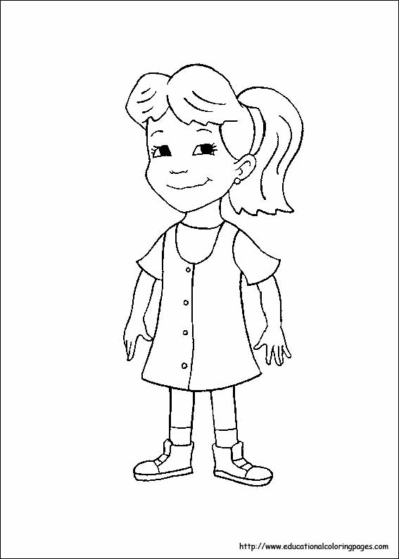 shirt tales coloring pages - photo#16
