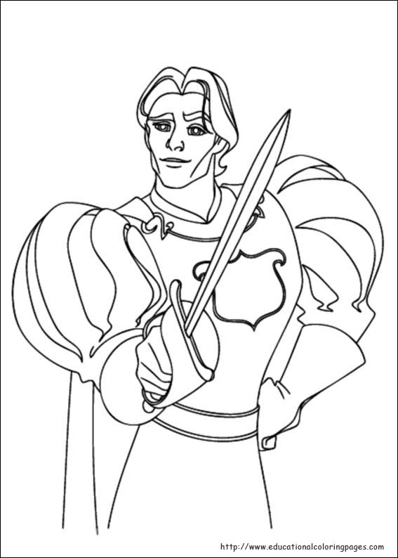 Enchanted - Educational Fun Kids Coloring Pages and Preschool Skills ...