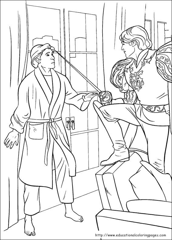 Enchanted - Educational Fun Kids Coloring Pages and ...