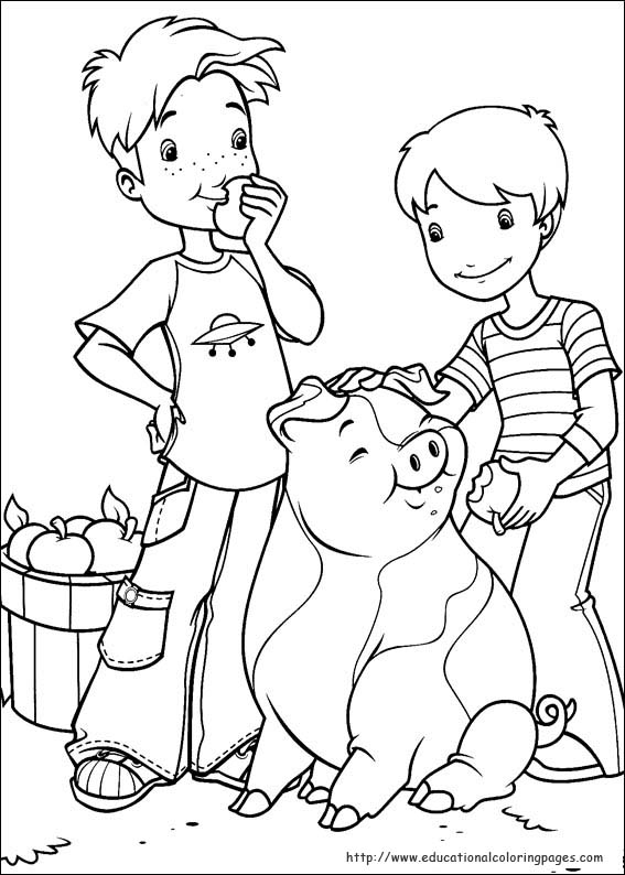 hobbies coloring pages - photo#5