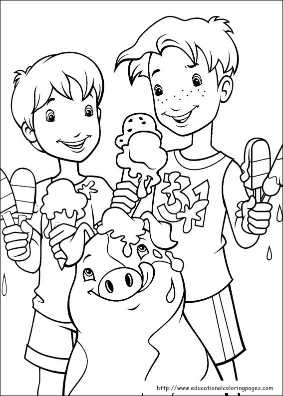 hobbies coloring pages - photo#10