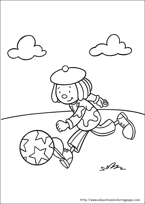 Jojo Circus Coloring Pages Educational Fun Kids Coloring