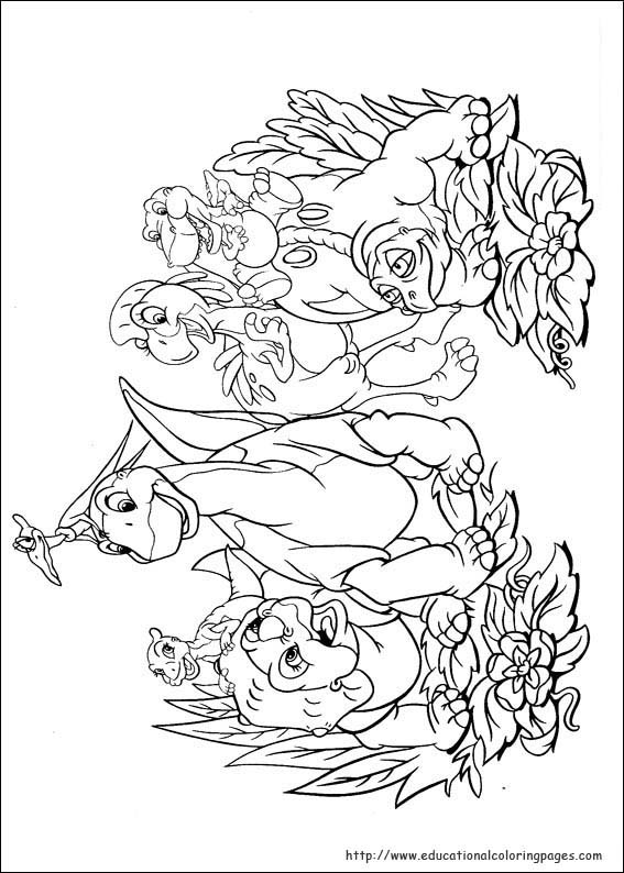 coloring pages of land - photo#25
