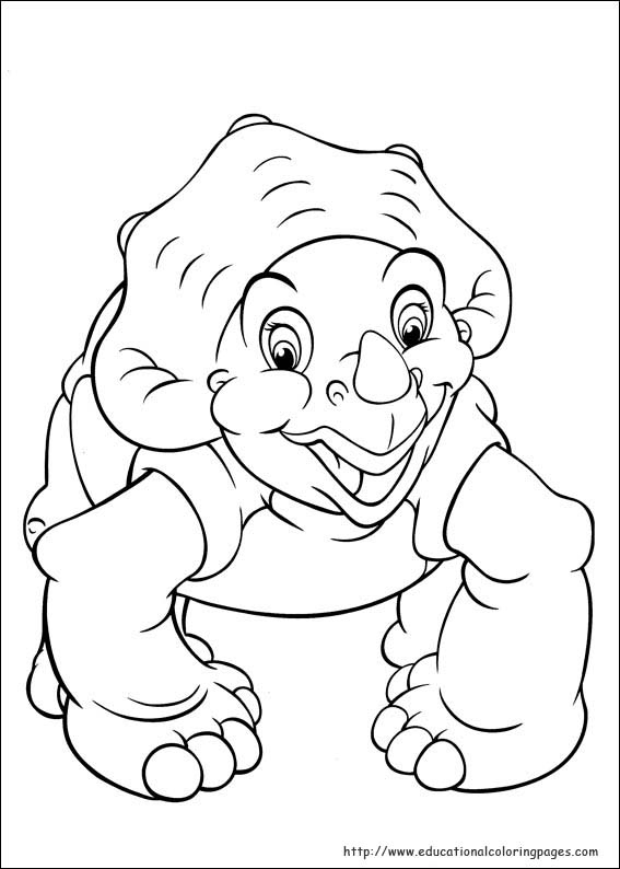 coloring pages of land - photo#27