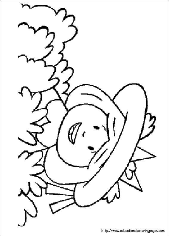 freeprintable kindergarten coloring pages - photo#16