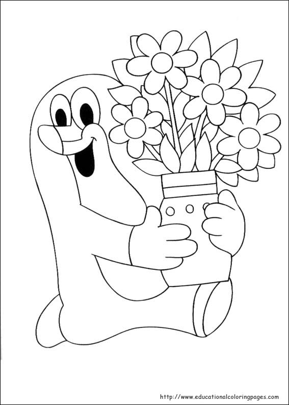 Mole coloring pages educational fun kids coloring pages for Mole day coloring pages
