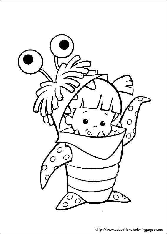 Don Carlton Coloring Sheet