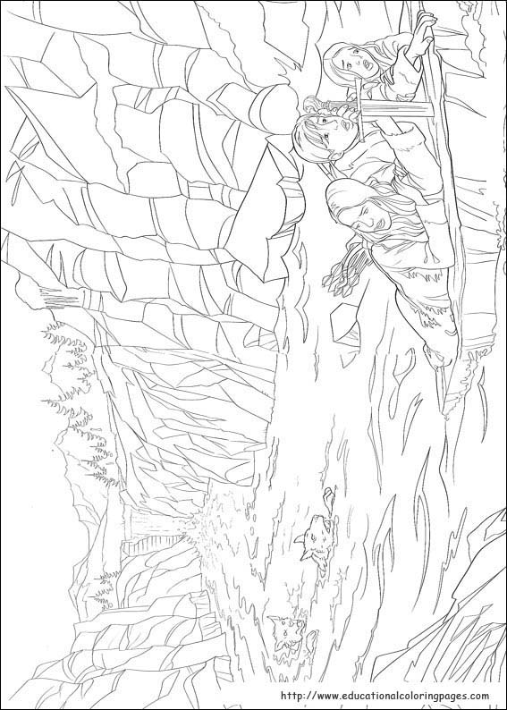 narnia coloring pages reepicheep song - photo#7