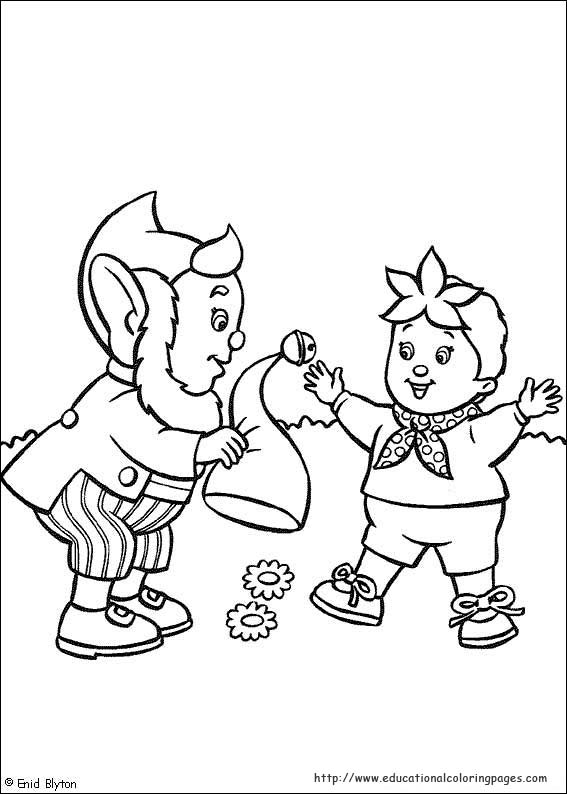 noddy coloring pages educational fun kids coloring pages and preschool skills worksheets