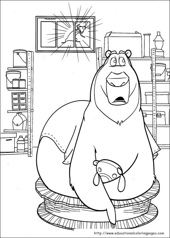 Open Season Coloring Pages Educational Fun Kids Coloring Pages
