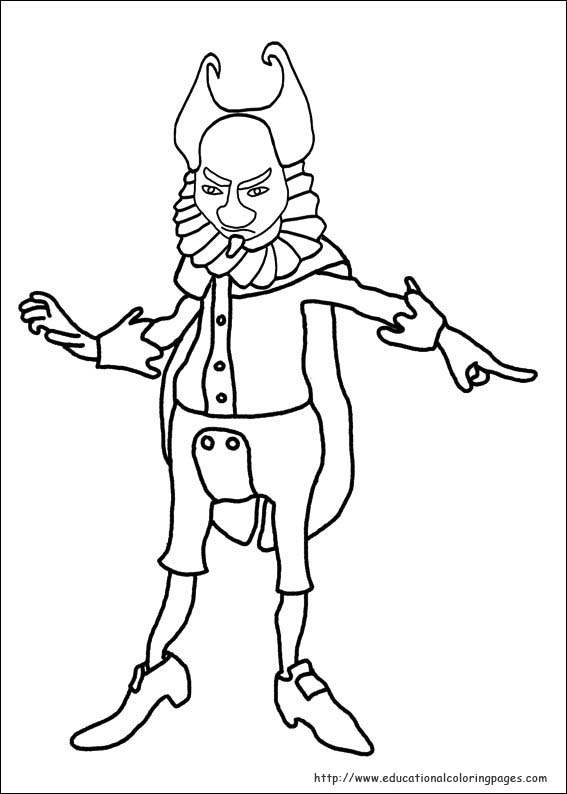 Puss in Boots Coloring Pages - Educational Fun Kids Coloring Pages ...