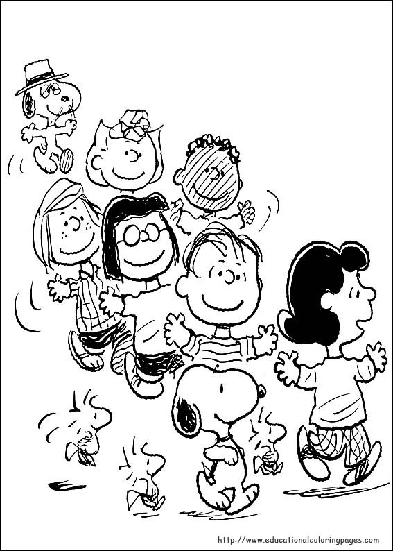 Snoopy Coloring Pages Educational Fun Kids Coloring Pages And