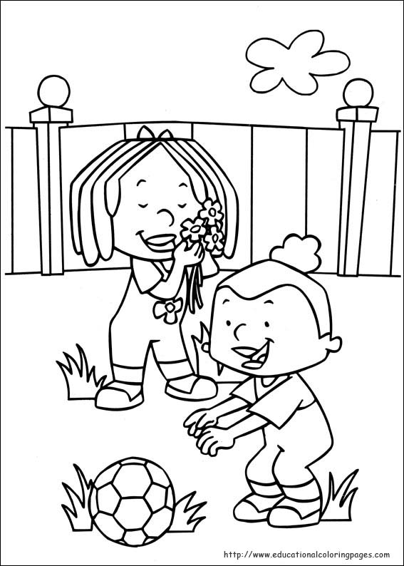 Stanley Coloring Pages Educational