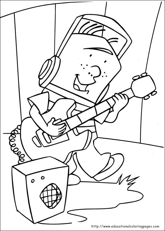 Stanley Coloring Pages - Educational Fun Kids Coloring Pages and ...
