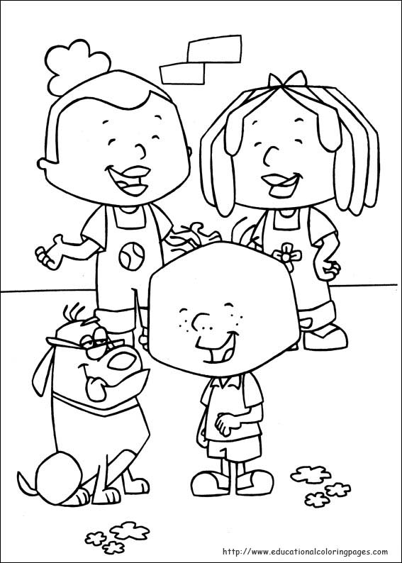 stanley coloring pages - photo#6