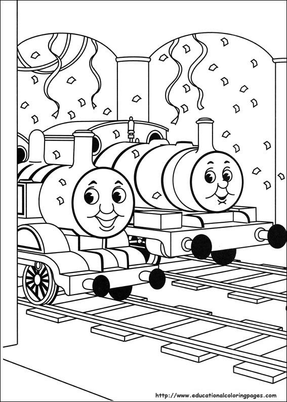 thomas friends coloring pages educational fun kids coloring pages and preschool skills worksheets - Friendship Coloring Pages For Preschool