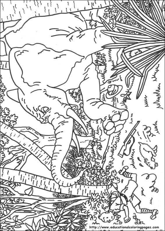 Tintin Coloring Pages Educational Fun Kids Coloring