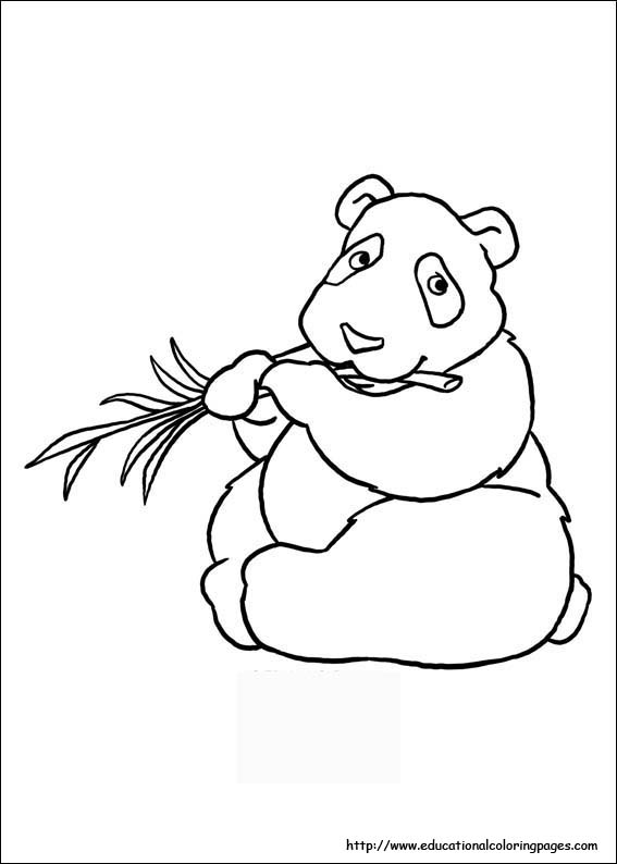 zoo coloring pages free for kids - Kids Printable Coloring Pages