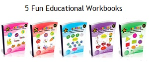 Kids Jumbo Workbooks