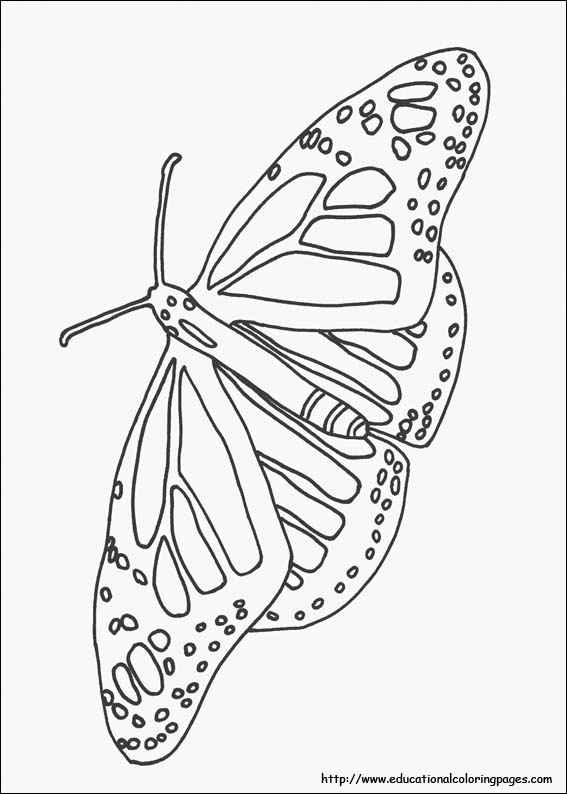 Nature Coloring Pages - Educational Fun Kids Coloring ...