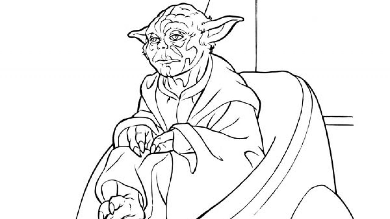 - Star Wars Coloring Pages Free For Kids